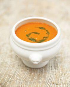 Celebrity Chef Jamie Oliver – Tomato Soup Recipe