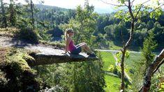 Ni steder i Trondheim du kan ta superkule turbilder Burma, Trondheim, Delena, Mountains, Outdoor Decor, Nature, Travel, Instagram, Naturaleza