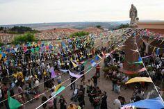 Shardana i Popoli del Mare (Leonardo Melis): #PORTASANTA dedicata a Sant'Ignazio da Laconi