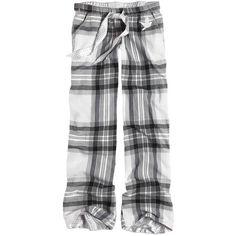 aerie blanket plaid pj pant ($30) ❤ liked on Polyvore featuring intimates, sleepwear, pajamas, pants, bottoms, pj pants, aerie, dormwear, plaid pajamas and aerie pajamas
