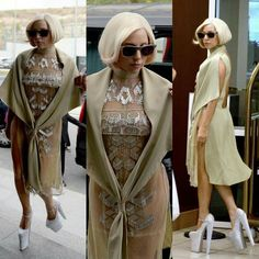 Lady Gaga Love the shoes Lady Gaga Outfits, Lady Gaga Fashion, Fashion Outfits, Lady Gaga Artpop, Funny Shoes, Lady Gaga Pictures, Ga Ga, Norma Jeane, Outfits With Hats