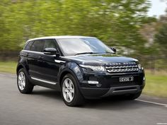 Image for Jaguar Range Rover Evoque