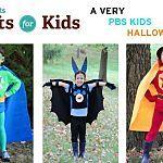 Wild Kratts Bat Costume | Crafts for Kids | PBS Parents