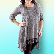 Save up to 65% off during the From Europe, To You in Plus-Sizes event on #zulily today!