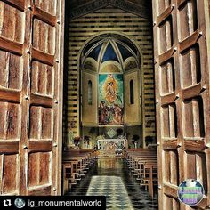 """""""....Knock and the door will be opened to you"""" - Matthew 7:7 - Chiesa Nuova - Bolsena Italia . . . . . . #photobydperry  #Repost @ig_monumentalworld with @repostapp  The team of @ig_monumentalworld present the monumental pic of the day  . . . Author: @david_r_perry . Choosen by admin.: @life_is_on_a_bike .  .  CONGRATULATIONS!!! .  . We invite you to visit his wonderful work. . . . For being featured. Follow @ig_monumentalworld. Tag #ig_monumentalworld. .  . NO STOLEN/INTERNET PICS…"""