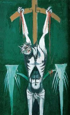 articles/Jewish gallery courts controversy with crucifixion show