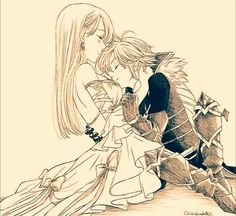Elizabeth Seven Deadly Sins, Seven Deadly Sins Anime, 7 Deadly Sins, Meliodas And Elizabeth, Elizabeth Liones, Anime Couples Cuddling, Cute Anime Couples, Aesthetic Eyes, Aesthetic Anime