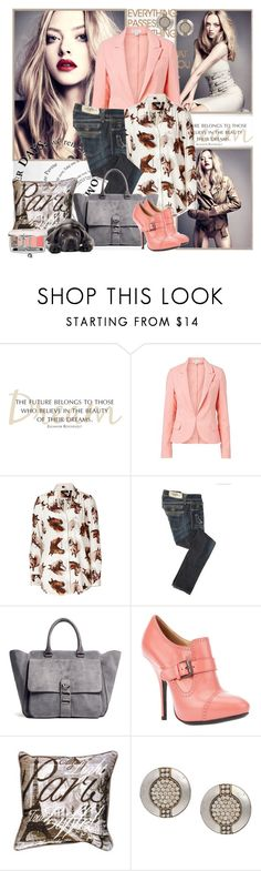 """№ 263"" by olga3001 ❤ liked on Polyvore featuring Hard Graft, Witchery, Steffen Schraut, Taverniti So Jeans, Tila March, Lanvin, EB by Erickson Beamon and Christian Dior"