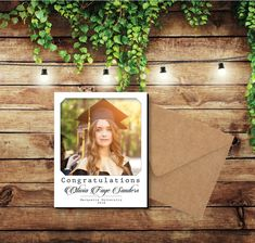 High Quality Graduation Photo Magnets - The Perfect Party Keepsake! https://www.etsy.com/listing/594110234/graduation-photo-magnet-personalized #photomagnet #highquality #classof2018 #graduation #partyfavor