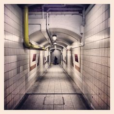 Intersections 22/30 #londonunderground #architecture #fartoodope #guardiancities #yellow #igerslondon #instalondon #iglondon #london #uk_photooftheday  #photooftheday #picoftheday #2014 #instadaily #igers #bestoftheday #instamood #iphoneart #travel #ampt_community  #extremedepth #perspective #ig_masters #shotaward #webstagram #subway #underground #Publicimage #station #shootergram