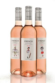 French Family on Packaging of the World - Creative Package Design Gallery