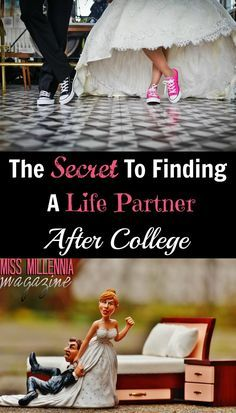 There are many more opportunities to find the perfect match outside of college than in school. Read on to know more....