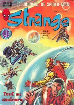 Couverture de Strange -112- Strange 112