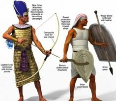 ancient warriors pics Ain't no party like an ancient Egyptian party. Egyptian Weapons, Egyptian Art, Ancient Egypt, Ancient History, Soldado Universal, Ancient Near East, Egyptian Costume, Cultura Pop, Ancient Civilizations