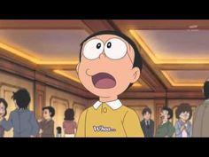 Doraemon - Bồn tắm di động 1010 & Nobita trở thành chủ tịch công ty - YouTube