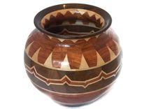 Rhythms Of The Heart Segmented Wood Bowl FB by fostersbeauties