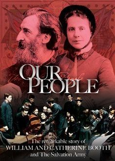 OUR PEOPLE - The Story Of William And Catherine Booth DVD