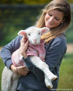 Sweet Rosie Will Change the Way You See Farm Animals