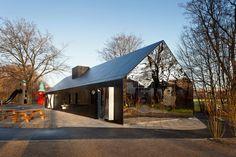 MLRP, Stamers Kontor · Mirror House