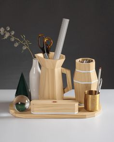 Still Alive by Antonio Aricò for Seletti A collection of functional objects that were inspired by those inanimate objects that painters put together as subject matter for a still life painting.