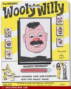 Oh Willy, you're so wooly.