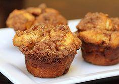 Cinnamon Crunch Cobblestone Muffins