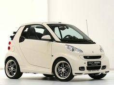 Brabus Smart ForTwo Cabrio Tailor Made