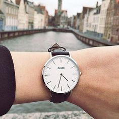 Love this minimal Cluse watch | Simple, classy watch