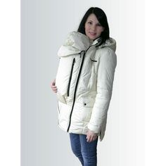 3 in 1 Pregnancy Coat/Jacket Baby Carring, Baby and Mother Coat, baby carrying jacket, baby carrying coat FREE SHIPPING WORLDWIDE! Warm jacket with two removable inserts. One of them is for a pregnant woman, the second - to carry the baby in a sling. This coat is with hoods for Mother and Baby. You can also wear a jacket and without inserts, as an ordinary womans jacket. Exterior soft shell material with a protective coating against moisture. Jacket insulated silicon density of 100 g&#...