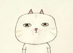 Gostei, me lembrou dos desenhos da Giovana Medeiros