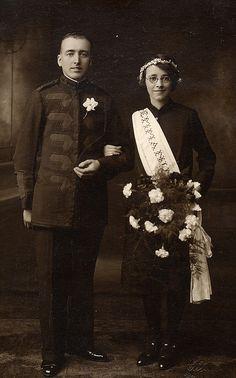 A Salvation Army wedding.