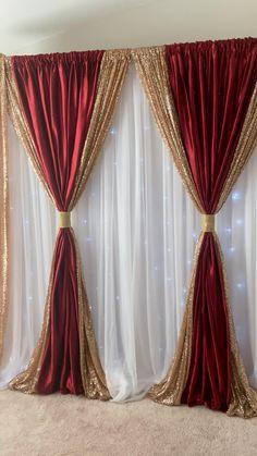Night Wedding Decor, Desi Wedding Decor, Romantic Wedding Decor, Wedding Stage Decorations, Backdrop Decorations, Diy Party Decorations, Backdrops, Quince Decorations, Backdrop Ideas