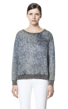 Image 1 de SWEAT SPECIAL WASH de Zara