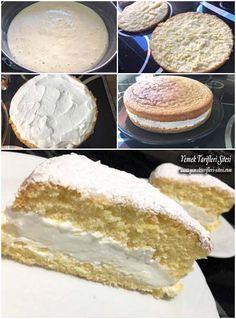 Yumuşacık Alman Pastası Tarifi