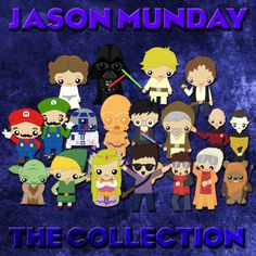 The Collection - Jason Munday