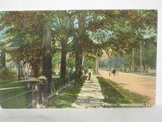 "1914 POSTCARD "" FAIRFIELD AVENUE, SHREVEPORT LA "" W/ HOMES HORSE & CART Shreveport Louisiana, Horse Cart, Louisiana History, Bossier City, Photo Accessories, History Books, Wonderful Places, Worlds Largest, Postcards"