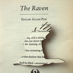 """The Raven"" by Edgar Allen Poe 