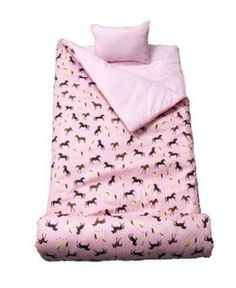 SoHo Kids Collection, Pink Sleeping Bag/ slumber bag ** Check out this great product. Horse Gifts, Gifts For Horse Lovers, Christmas Gifts For Girls, Birthday Gifts For Girls, Kids Collection, Horse Print, Sleeping Bag, Merino Wool Blanket, Soho