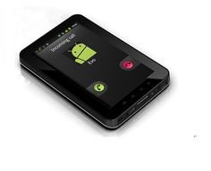 Find and buy 7 inch VIA 8650 Resistive screen Android 2.2 Tablet PC $103.00 with WIFI 2G GSM.