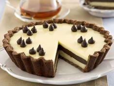 Ricetta Tarte al doppio cioccolato | Donna Moderna