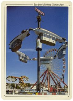 Dreamland, Margate by chris parker, via Behance