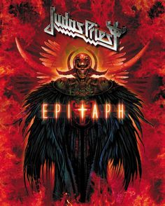 [News] Judas Priest To Celebrate 40 Years Of Metal Dominance With 'Epitaph' DVD/Blu Ray Release Judas Priest Albums, Heavy Metal, Hammersmith Apollo, Rob Halford, Pochette Album, Dvd Blu Ray, Rock Music, Rock N Roll, Album Covers