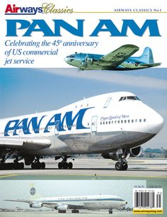 October 2003 marks the 45th anniversary of the launch of scheduled passenger jet service by a US air carrier—Pan American World Airways. Pan Am ceased operations a dozen years ago, but such is its legacy that there are few facets of the industry that 'The World's Most Experienced Airline' left untouched.