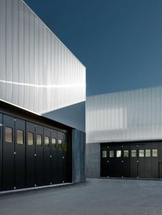 [Francesco Adobati | Nembro, IT | Persico SPA] industrial architecture, facade pattern, polycarbonate panels