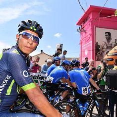 source instagram movistar_team  #ilcampionissimo #Giro100 ( LaPresse) #VamosNairo   movistar_team  2017/05/20 20:55:37