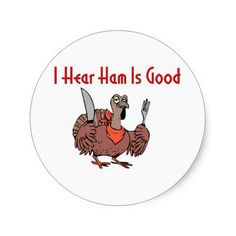 Thanksgiving Sticker