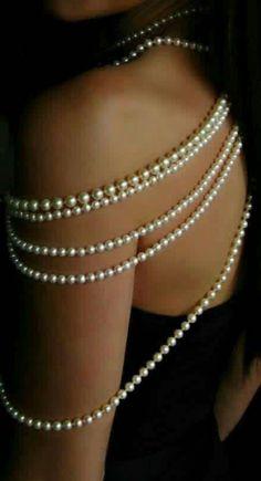 72 Besten Perly I Diamenty Bilder Auf Pinterest Jewelry Style Und