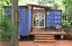 Shipping Container Homes: 2 Shipping Container Home, - Savannah Project, Pri...