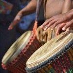 Este domingo 24 de febrero finaliza la celebración de 10 años de Festivales de tambores y las culturas africanas en México. La clausura será en elJardín Hidalgo, delegación Coyoacán, con la presentación de diferentes grupos artísticos.