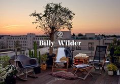Billy-Wilder-Promenade: 11 exclusive penthouse apartments ready to move in Berlin-Lichterfelde. Every #penthouse features at least one terrace and high-quality #interior. Contact us at: 030-880-353-544